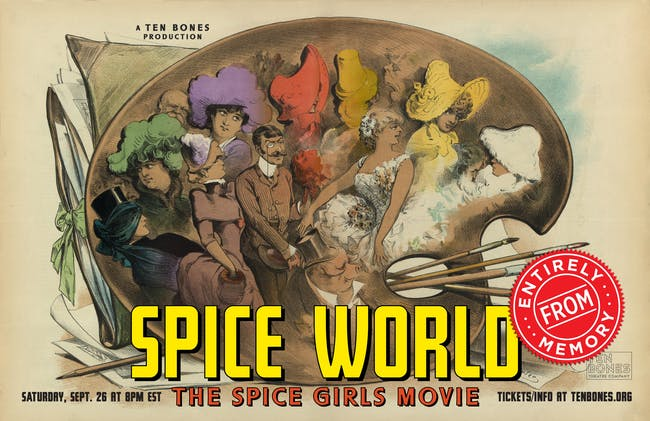 Spice World Entirely From Memory
