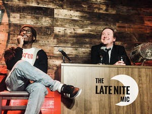 MONDAY SEPTEMBER 21: THE LATE NITE MIC