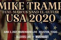 MIKE TRAMP FEAT. MARCUS NAND - USA 2020