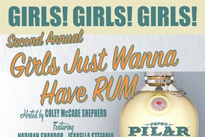 Second Annual Girls Just Wanna Have RUM