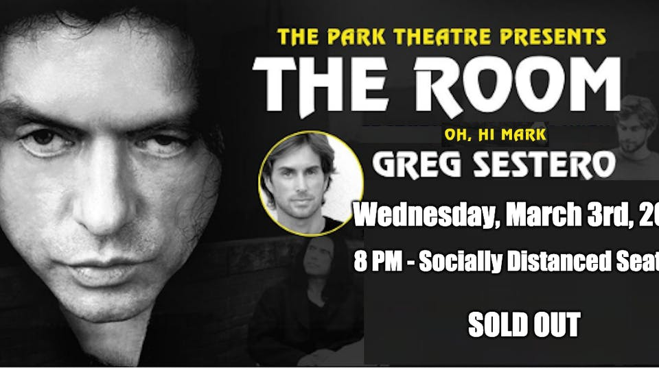 The Room - With Greg Sestero Live - Night 3