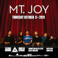 Mt. Joy at the Drive-In