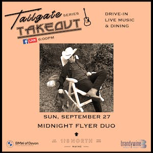 Midnight Flyer Bluegrass (Duo) - Tailgate Takeout Series