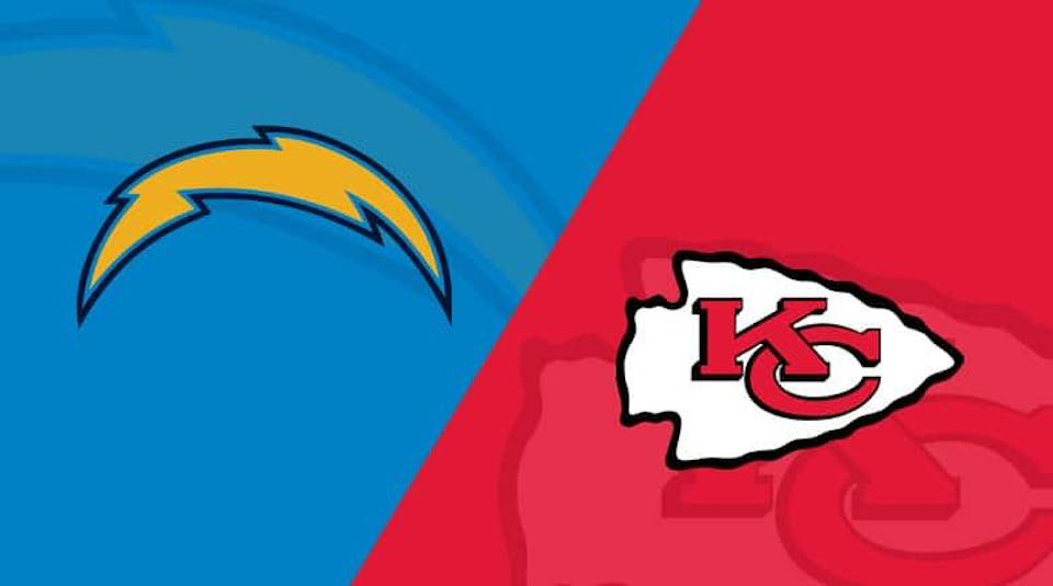 CHIEFS V. CHARGERS