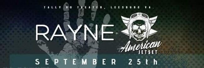 Rayne and American Jetset