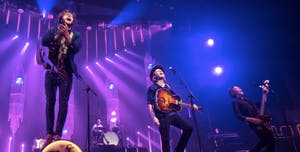 Live From The Artists Den: The Lumineers
