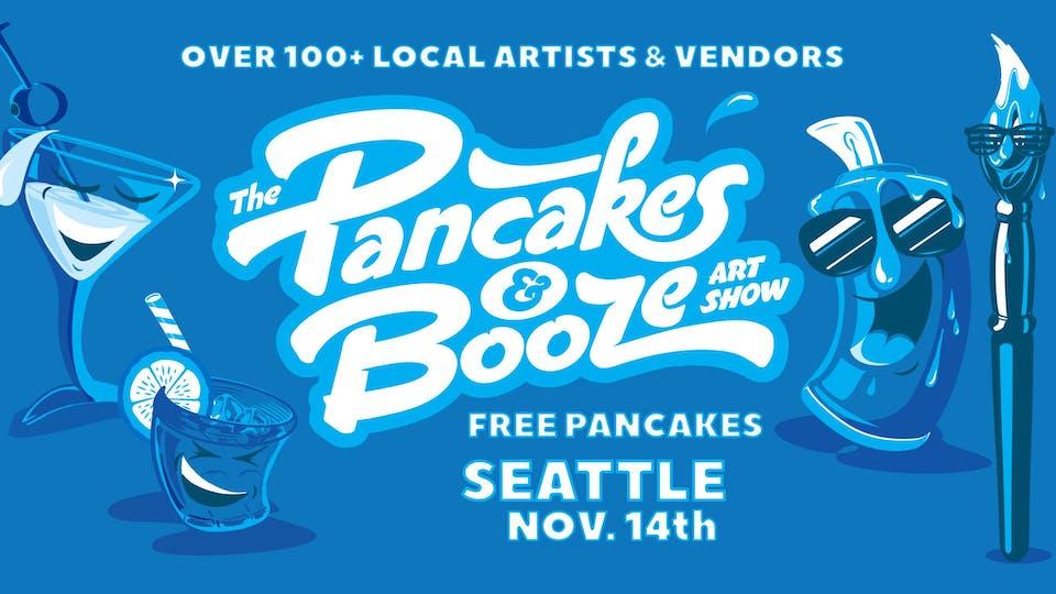 Pancakes & Booze Art Show