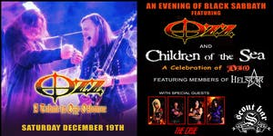 An evening of Black Sabbath featuring OZZ & Children of the Sea