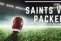 Saints vs. Packers  (Game 2)