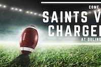 Saints vs. Chargers