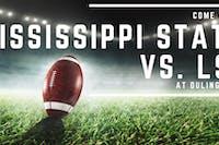 Mississippi State vs. LSU