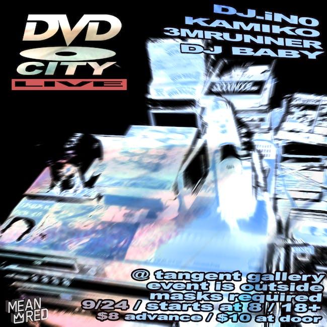 DVD City Live