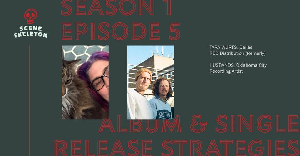 Scene Skeleton Episode 5: Album and Single Release Strategies