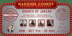 PATIO SHOW: Brunch of Jokers