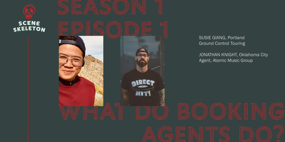 Scene Skeleton Episode 1: What Do Agents Do?