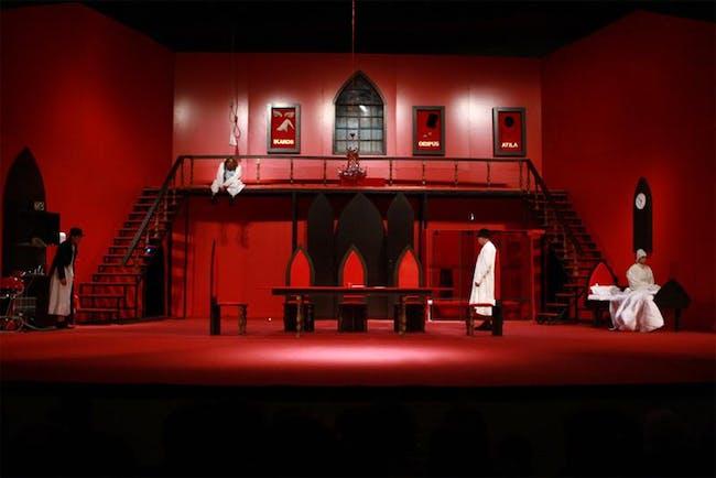 Antigone by RAAAM Theater Group (Estonia & Iran)