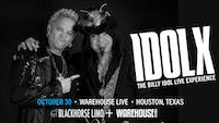 IDOL X (TRIBUTE TO BILLY IDOL), BLOOD RED SKY (TRIBUTE TO U2)