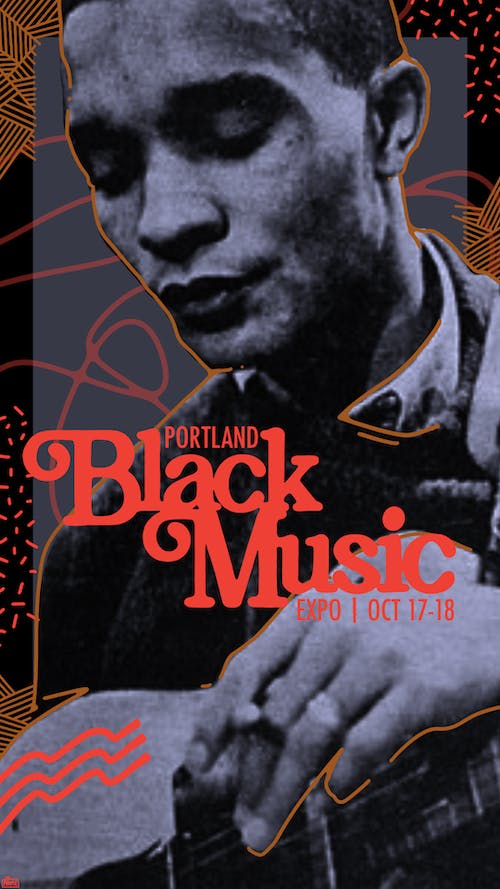 Portland Black Music Expo (virtual event)