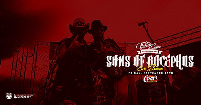 Sons of Bocephus - Tribute to Hank Jr [Live with Limited Seating]
