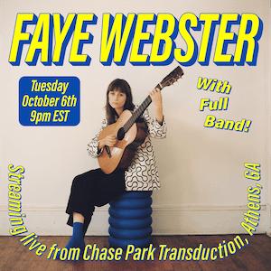 Faye Webster Livestream