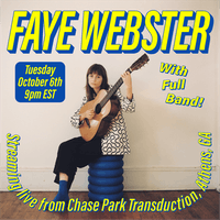 Faye Webster: Live Stream