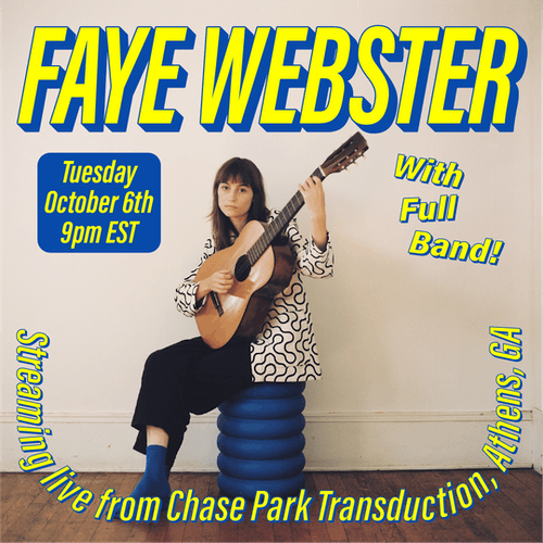 Faye Webster: Live Stream