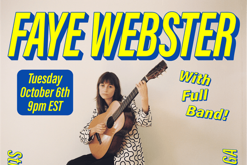 Faye Webster - Livestream