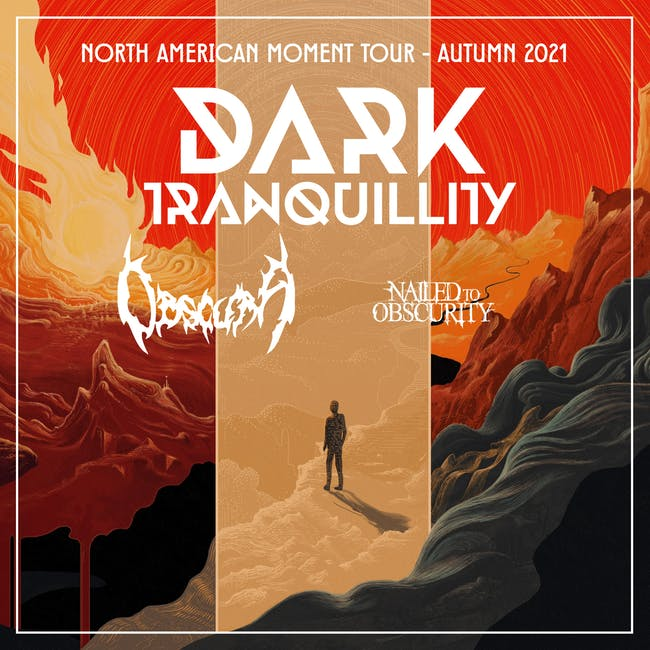 Dark Tranquillity, Obscura, and more in West Palm Beach
