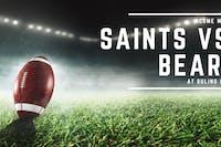 Saints vs. Bears