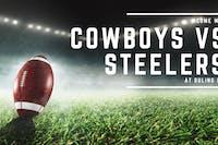 Cowboys vs. Steelers (Game 1)