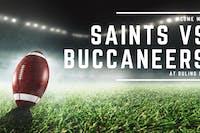 Saints vs. Buccaneers