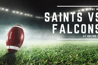 Saints vs. Falcons