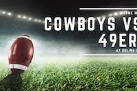 Cowboys vs. 49ers (Game 2)