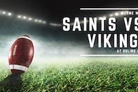 Saints vs. Vikings