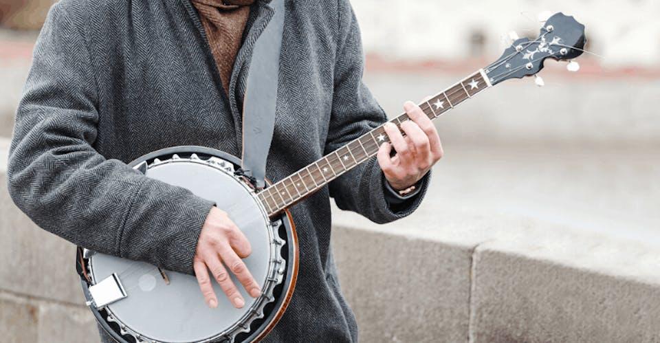 Front Yard Banjo  Series ft. Rusty Spring - FREE