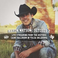 Aaron Watson LIVE STREAM