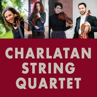 CHARLATAN STRING QUARTET - Streaming  powered by Mandolin