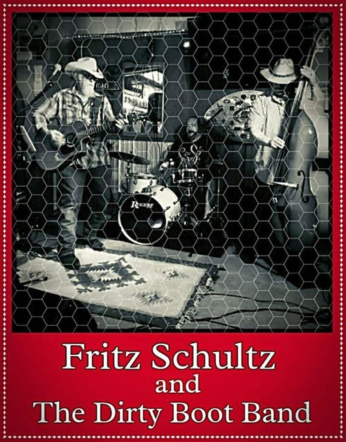 Fritz Schultz and The Dirty Boot Band with special guest Paul Renna