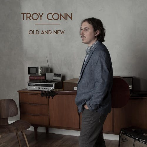 TROY CONN - Streaming  powered by Mandolin