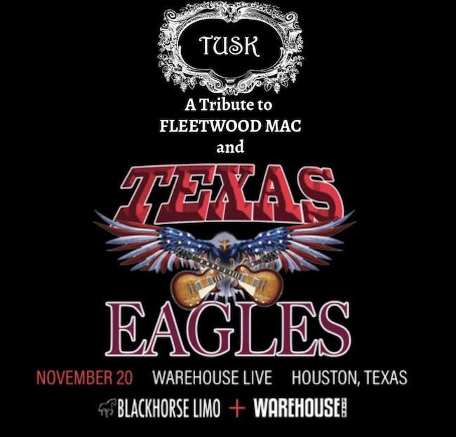TEXAS EAGLES TRIBUTE BAND, TUSK (TRIBUTE TO FLEETWOOD MAC)