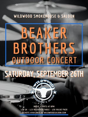 Beaker Brothers Band: Outdoor Concert