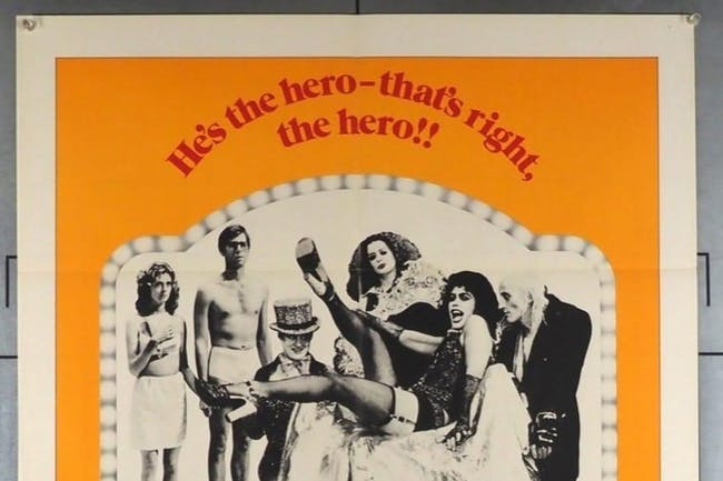 Rocky Horror Picture Show - Tuesday, October 20th