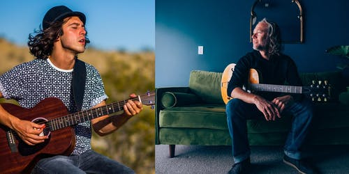 Sidewalk Sessions with Travis Morningstar and Gidon