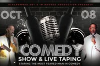 Comedian Henry Welch Live Taping  Comedy Show