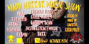 Madd Horror Music Show and Costume Contest