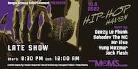 Hip-Hop Haven (Late Show)
