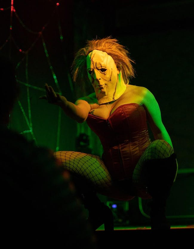 Babes of Horror Burlesque Show w/ The Tankerays!