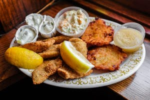 SATURDAY NIGHT FISH FRY Featuring Chef Malik