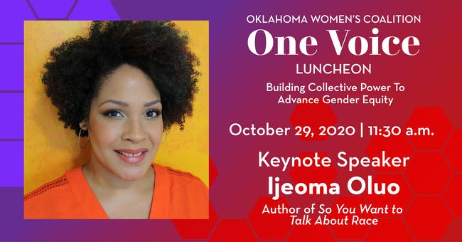 Oklahoma Women's Coalition - One Voice Luncheon
