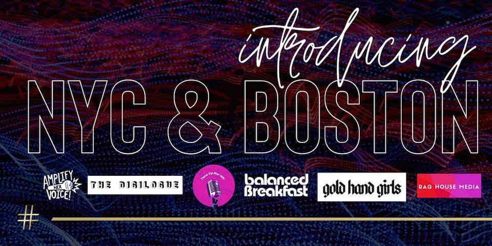 WCM On Tour: Boston/NYC Showcase ft Liz Bills, Natalia Malone+